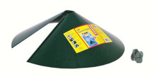 15 inch Squirrel Baffle-Green