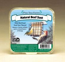 12 oz Natural Beef Suet Cake