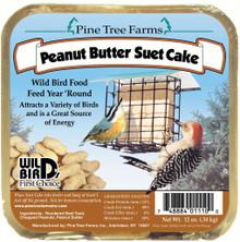 12 oz Suet Peanut Butter Cake