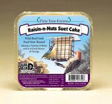 12 oz Raisin-N-Nut Suet Cake