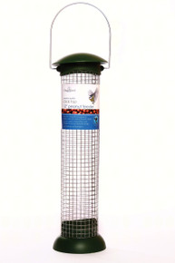 12 inch Peanut Feeder Click Top