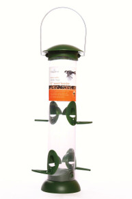 12 inch Seed Feeder Click Top