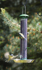 16 inch Nyjer Seed Feeder Click Top