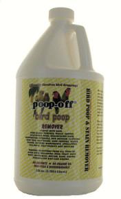 Poop-Off Bird 128 oz