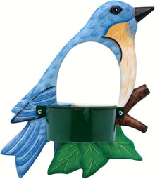 Bluebird Window Birdfeeder