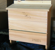 Five Chamber OBC Bat House
