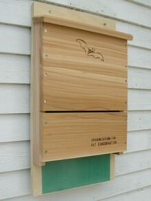 Single Chamber OBC Bat House Kit