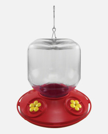 Dr. JB's complete Switchable 32 oz. with Yellow Flowers Feeder (Bulk)