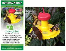 Butterfly Feeder / Nectar Combo