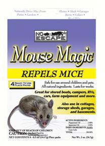 Mouse Magic 4 pk