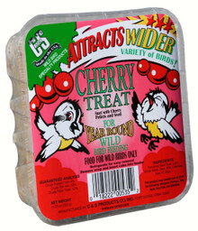 11.75 oz. Cherry Treat +Frt