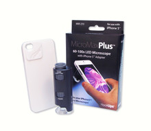 LED Microscope with iPhone 5 Adapter