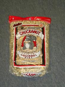 Chuck-A-Nut 3 pound Bag