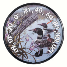 12.5 Loons Thermometer