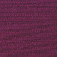 Lion Brand Eggplant Wool-Ease Yarn (4 - Medium)