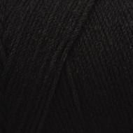 Caron Black Simply Soft Yarn (4 - Medium), Free Shipping at Yarn Canada