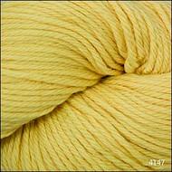 Cascade Lemon Yellow 220 Solid Yarn (4 - Medium)