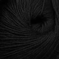 Cascade Black 220 Superwash Yarn (4 - Medium)