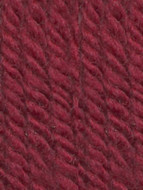 Diamond Luxury Collection Burgundy Fine Merino Superwash DK Yarn (3 - Light)