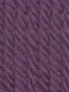 Diamond Luxury Collection Dark Purple Fine Merino Superwash DK Yarn (3 - Light)