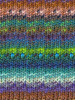 Noro #212 Green, Blue, Purple, Kureyon Yarn (4 - Medium)