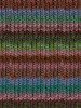 Noro #215 Blue, Green, Brown, Pink, Kureyon Yarn (4 - Medium)