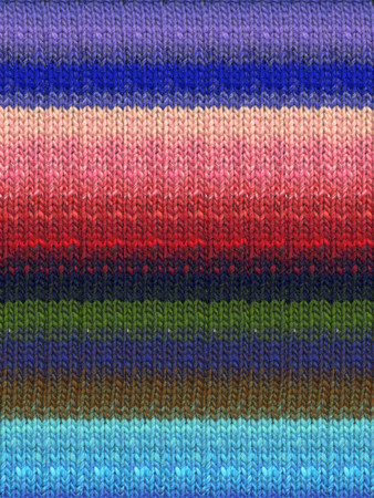 Noro #354 Purple, Pink, Red, Blue, Kureyon Yarn (4 - Medium)