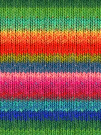 Noro #362 Green, Red, Blue, Pink, Kureyon Yarn (4 - Medium)