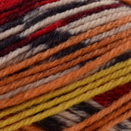 Patons Sunset Stripes Kroy Socks Yarn (1 - Super Fine)