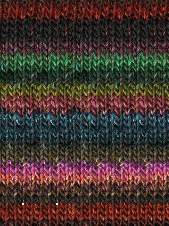 Noro #211 Turquoise, Fuschia, Gold Silk Garden Yarn (4 - Medium)