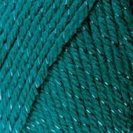 Caron Teal Sparkle Simply Soft Party Yarn (4 - Medium)
