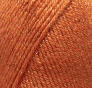 Caron Orange Sparkle Simply Soft Party Yarn (4 - Medium)