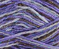 Violet Varg Simply Soft Party Yarn (4 - Medium) by Caron