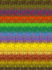 Noro #371 Yellow, Blue, Green, Orange Kureyon Yarn (4 - Medium)