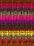 Noro #374 Red, Pink, Purple Kureyon Yarn (4 - Medium)