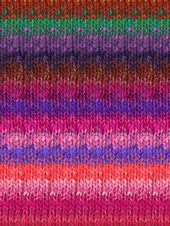 Noro #415 Pink, Blue, Brown Silk Garden Yarn (4 - Medium)