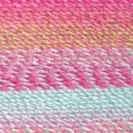 Lion Brand Luau Tweed Stripes Yarn (5 - Bulky)
