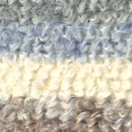 Lion Brand Granite Stripes Homespun Thick & Quick Yarn (6 - Super Bulky)