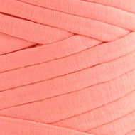 Hoooked Zpagetti Yarn Peach Zpagetti T-Shirt Yarn (6 - Super Bulky)