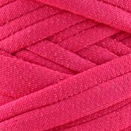 Pink (1/2 Cone) Zpagetti T-Shirt Yarn (6 - Super Bulky) by Hoooked Zpagetti Yarn