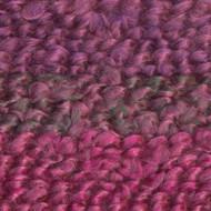 Lion Brand Sangria Stripes Homespun Thick & Quick Yarn (6 - Super Bulky)