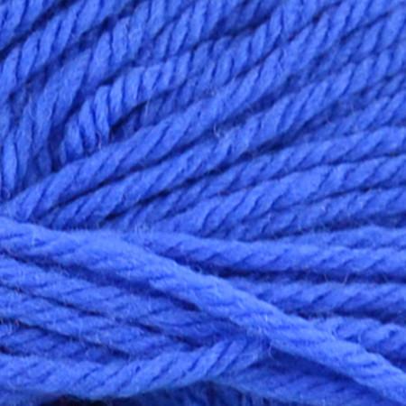 Diamond Yarn True Blue Fine Merino Superwash Dk Yarn (3 - Light)