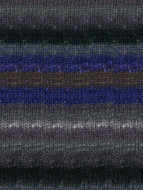 Noro #358 Purples, Greys Silk Garden Sock Yarn (1 - Super Fine)