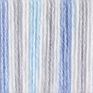 Bernat Blue Flannel Softee Baby Yarn (3 - Light)