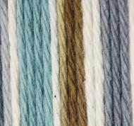Bernat Tiara Ombre Handicrafter Cotton Yarn - Big Ball (4 - Medium)