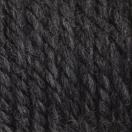 Patons Dark Grey Heather Classic Wool Bulky Yarn (5 - Bulky)