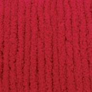 Bernat Race Car Red Blanket Yarn - Big Ball (6 - Super Bulky)