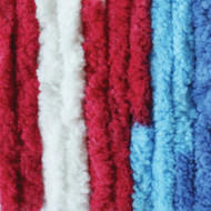 Bernat Red, White & Boom Blanket Yarn - Big Ball (6 - Super Bulky)