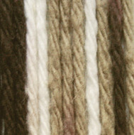 Lily Sugar'N Cream Chocolate Ombre Lily Sugar 'N Cream Yarn (4 - Medium)