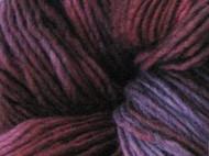 Malabrigo Velvet Grapes Merino Worsted Yarn (4 - Medium)